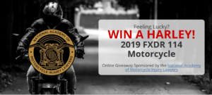 Win a 2019 FXDR 114 Motorcycle